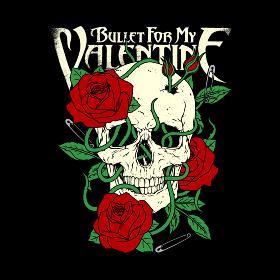 Bullet For My Valentine Skull