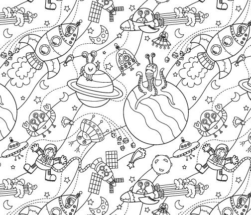 Space Adventure - Sara Gray
