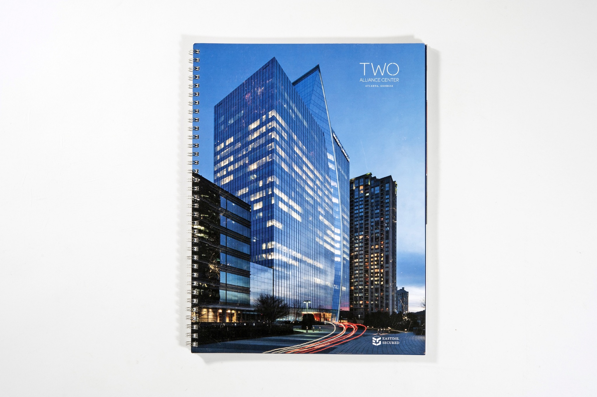 two alliance center real estate branding where big ideas come first