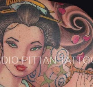 Pittan on The Japanese Tattoo Irezumi  Seminario